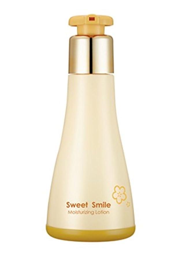 言語メナジェリー散歩[New] su:m37° Sweet Smile Moisturizing Lotion 250ml/スム37° スイート スマイル モイスチャライジング ローション 250ml