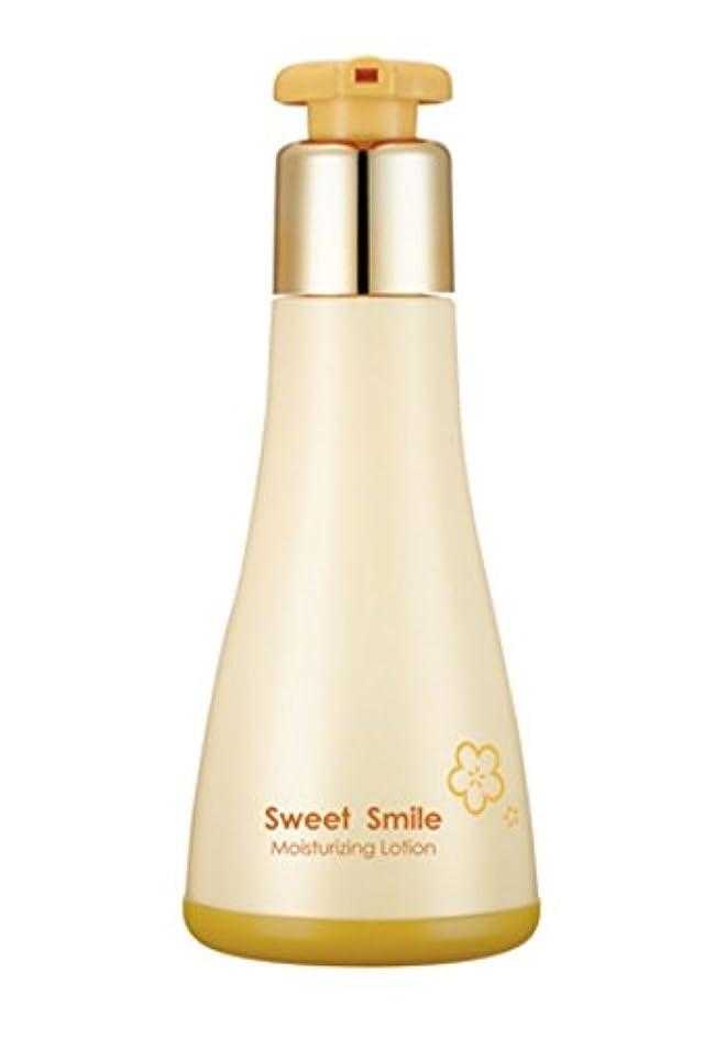 混合とまり木スペイン[New] su:m37° Sweet Smile Moisturizing Lotion 250ml/スム37° スイート スマイル モイスチャライジング ローション 250ml