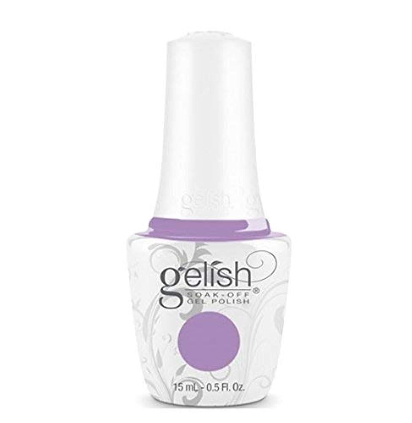 規制するアッパーラフGelish Soak-Off Gel - Picture Pur-fect - 15 ml / 0.5 oz