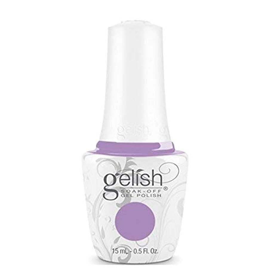 時々時々役員洋服Gelish Soak-Off Gel - Picture Pur-fect - 15 ml / 0.5 oz