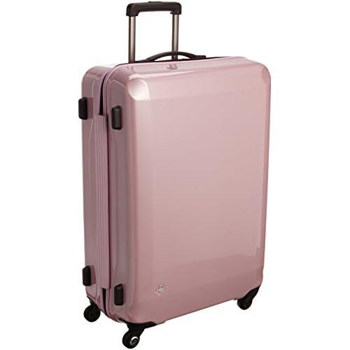 [プロテカ] ProtecA 日本製スーツケース ラグーナライトF 82L   02534 07 (マーメイドピンク)