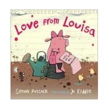 Love from Louisa by Simon Puttock (2009-03-01)