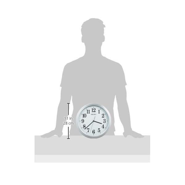 セイコークロック 電波掛時計 コンパクトサイ...の紹介画像11