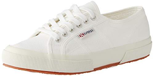 SUPERGA [ スペルガ ] 2750 Cotu Classic 2750 コートクラシック EU model EUモデル White (901) ホワイト [並行輸入品]