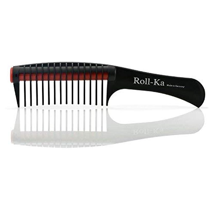 スプリット前任者優越Triumph Technic Roll-Ka Anti Splicing Hair Comb 9