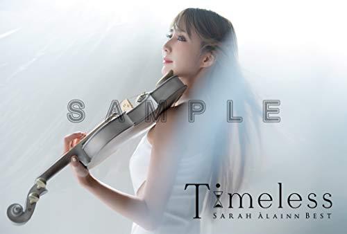【Amazon.co.jp限定】Timeless~サラ・オレイン・ベスト【特典:ポストカード付】