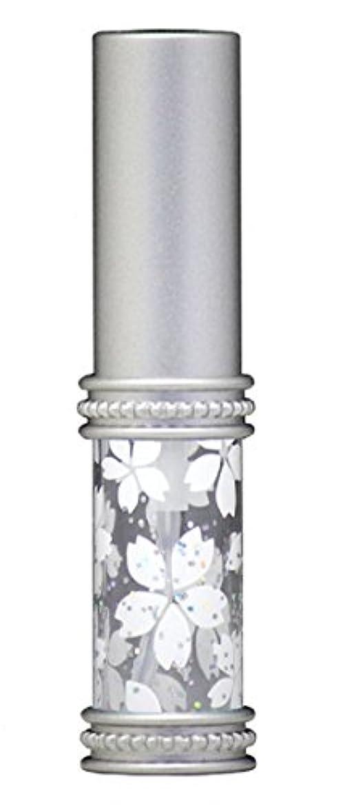 レパートリー粒カーフヒロセアトマイザー メタルラメさくらアトマイザー 16178 WT(メタルラメさくら) 真鍮玉レット飾り付