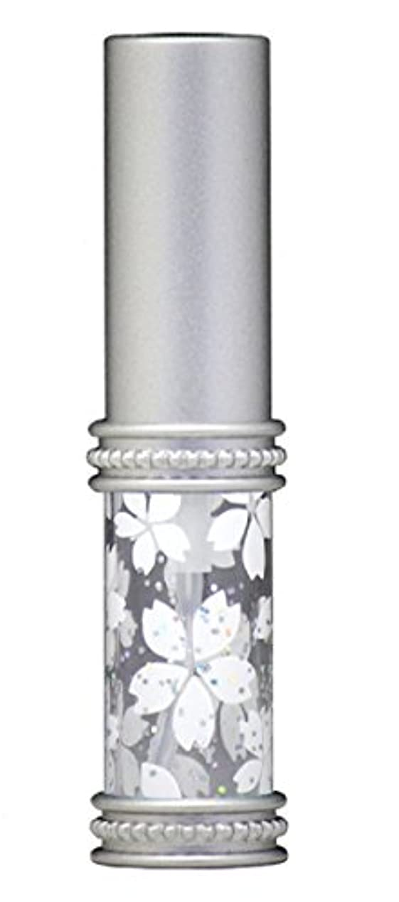 怒ってトリップ義務ヒロセアトマイザー メタルラメさくらアトマイザー 16178 WT(メタルラメさくら) 真鍮玉レット飾り付