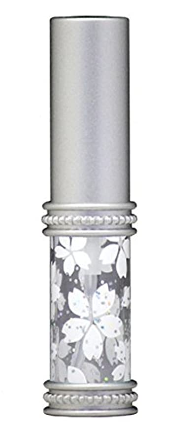 哀れな展開する該当するヒロセアトマイザー メタルラメさくらアトマイザー 16178 WT(メタルラメさくら) 真鍮玉レット飾り付