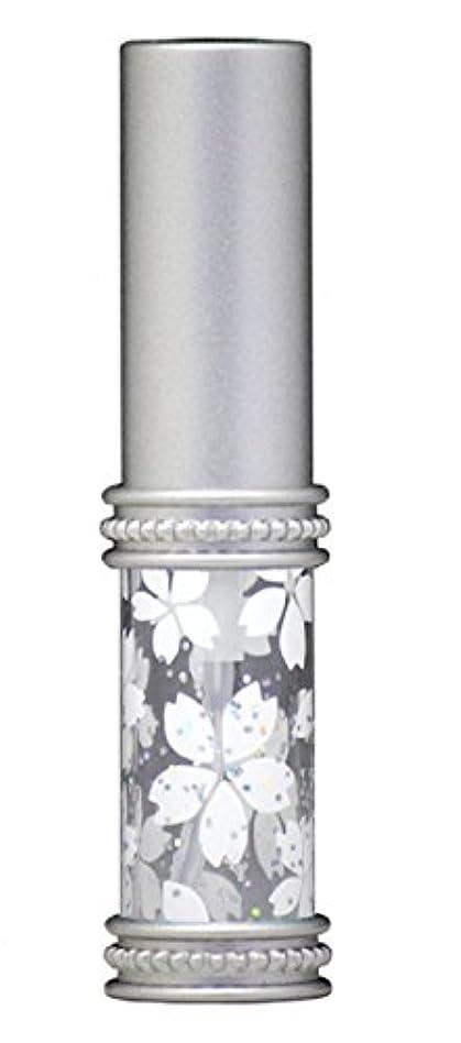 主人迫害する模索ヒロセアトマイザー メタルラメさくらアトマイザー 16178 WT(メタルラメさくら) 真鍮玉レット飾り付