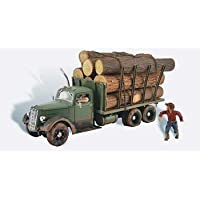 Woodland Scenics HO Tim Burr Logging WOOAS5553 by Woodland Scenics