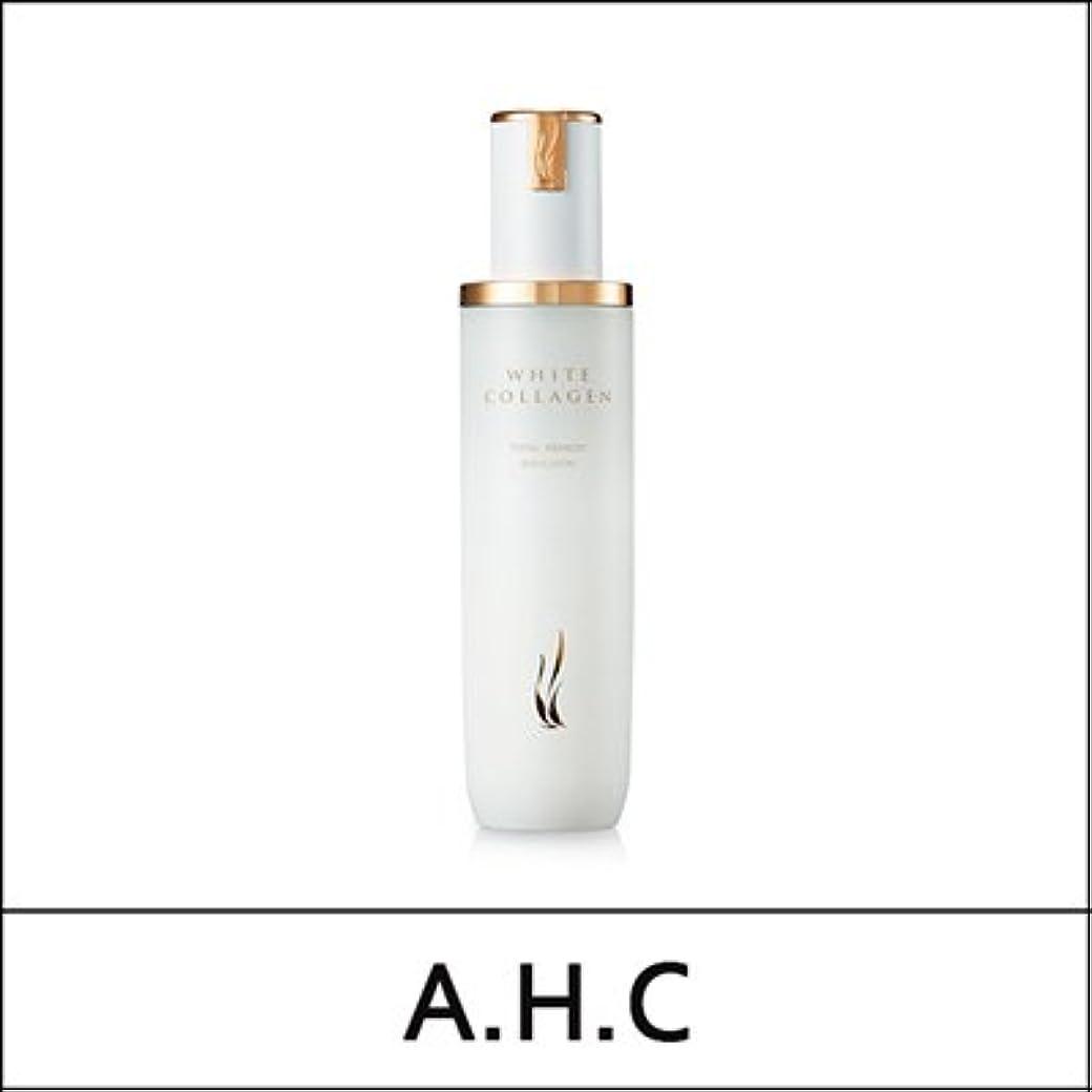 ハーネス滅多車両A.H.C (AHC) White Collagen Total Remedy Emulsion 130ml/A.H.C ホワイト コラーゲン トータル レミディ エマルジョン 130ml [並行輸入品]