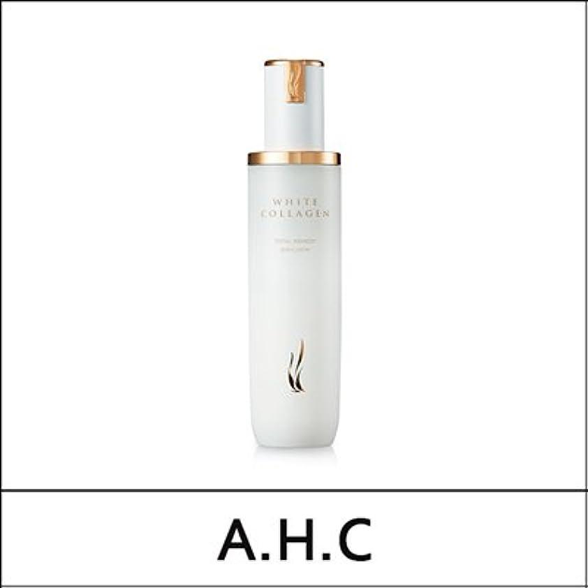 古くなった署名賭けA.H.C (AHC) White Collagen Total Remedy Emulsion 130ml/A.H.C ホワイト コラーゲン トータル レミディ エマルジョン 130ml [並行輸入品]