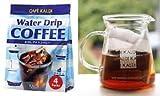 カフェ カルディ ウォータードリップコーヒー ( 水出しアイスコーヒー ) 40g×4p