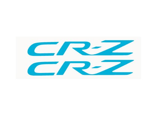 Batberryエンブレムフィルム/CR-Z ZF1/ZF2 [EF001]( カラー:クリアライトブルー)