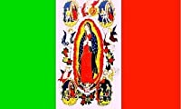 NEW 3X5 OUR LADY OF GUADALUPE FLAG MEXICO Mexican [並行輸入品]
