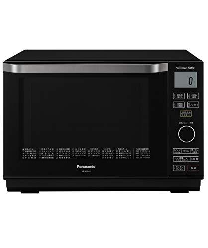 Panasonic (パナソニック) オーブンレンジ エレック 26L ヘルツフリー ブラック NE-MS265-K B07FPVV43F 1枚目