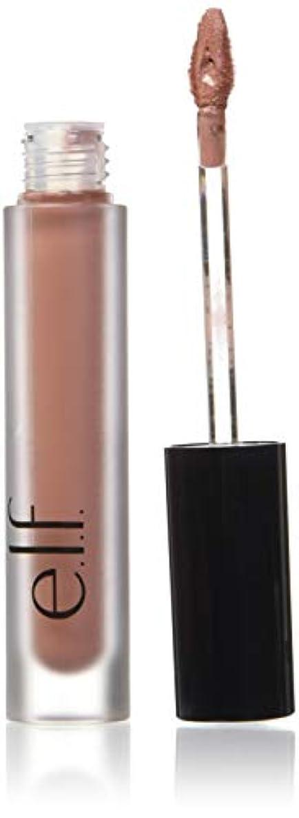 蓋関数ブラウズe.l.f. Liquid Matte Lipstick - Praline (並行輸入品)