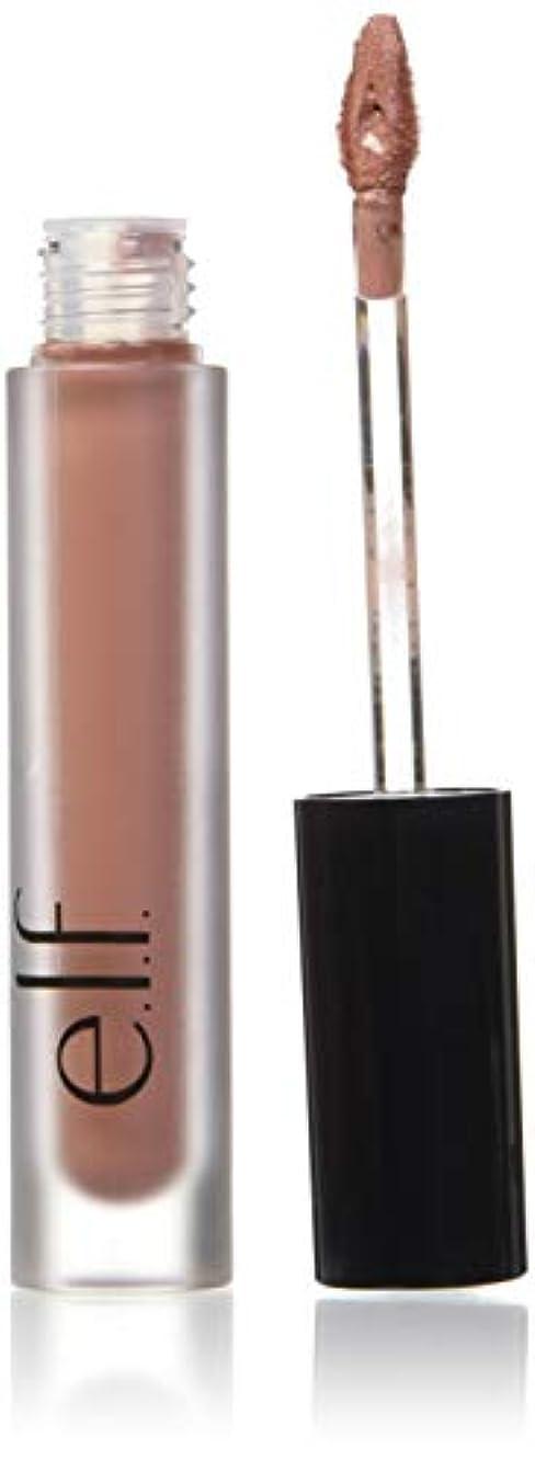 より平らな気絶させるコーンウォールe.l.f. Liquid Matte Lipstick - Praline (並行輸入品)