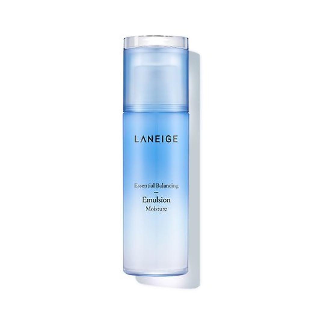 唯一ギャンブル憂鬱LANEIGE Essential Balancing Emulsion Moisture 120ml/ラネージュ エッセンシャル バランシング エマルジョン モイスチャー 120ml [並行輸入品]