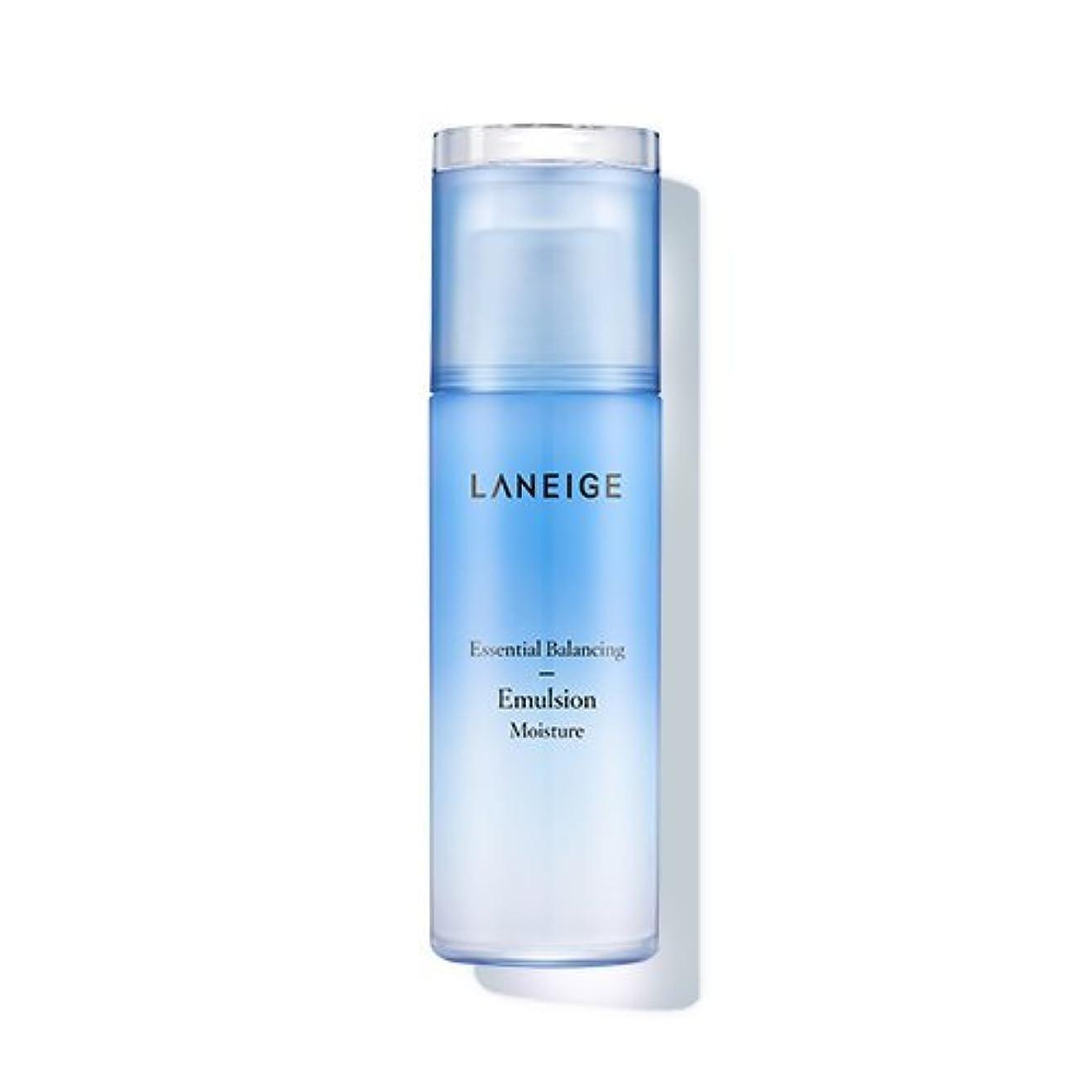 剛性オーラル今晩LANEIGE Essential Balancing Emulsion Moisture 120ml/ラネージュ エッセンシャル バランシング エマルジョン モイスチャー 120ml [並行輸入品]