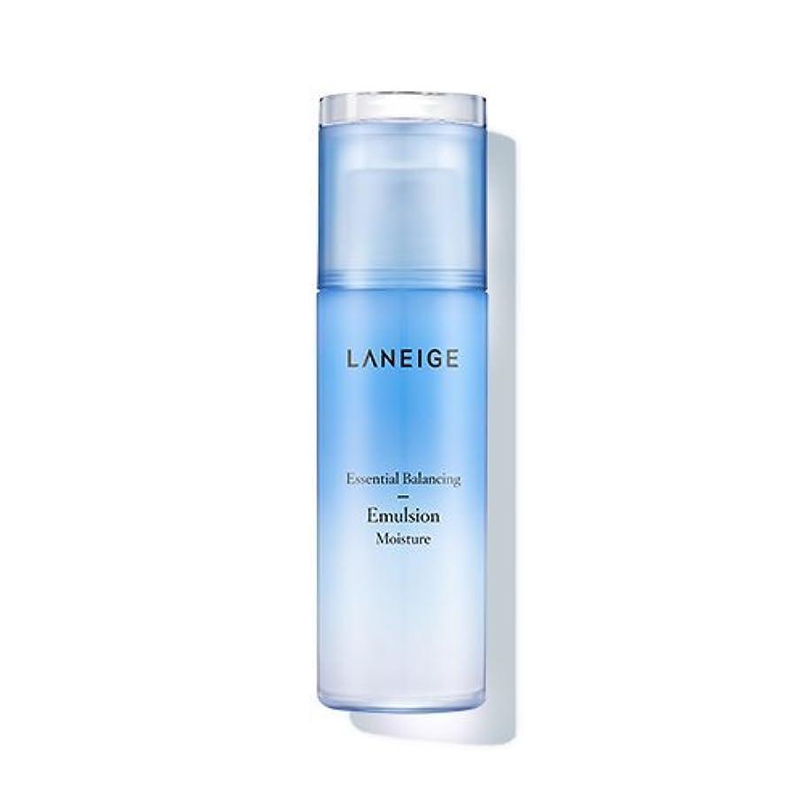 二十卑しい摂動LANEIGE Essential Balancing Emulsion Moisture 120ml/ラネージュ エッセンシャル バランシング エマルジョン モイスチャー 120ml [並行輸入品]