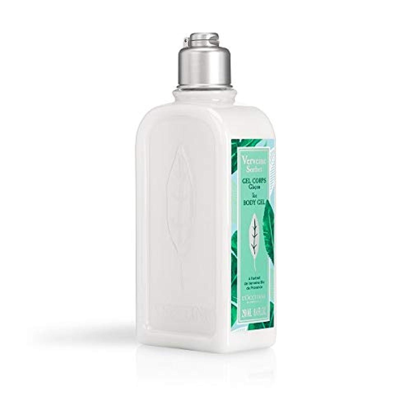 駐地ドール番目ロクシタン(L'OCCITANE) ミントウ゛ァーベナ ソルベボディジェル 250ml(ボディ用乳液)