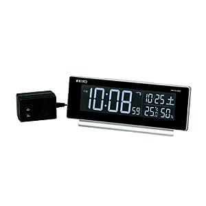 セイコー クロック 目覚まし時計 電波 デジタ...の関連商品1