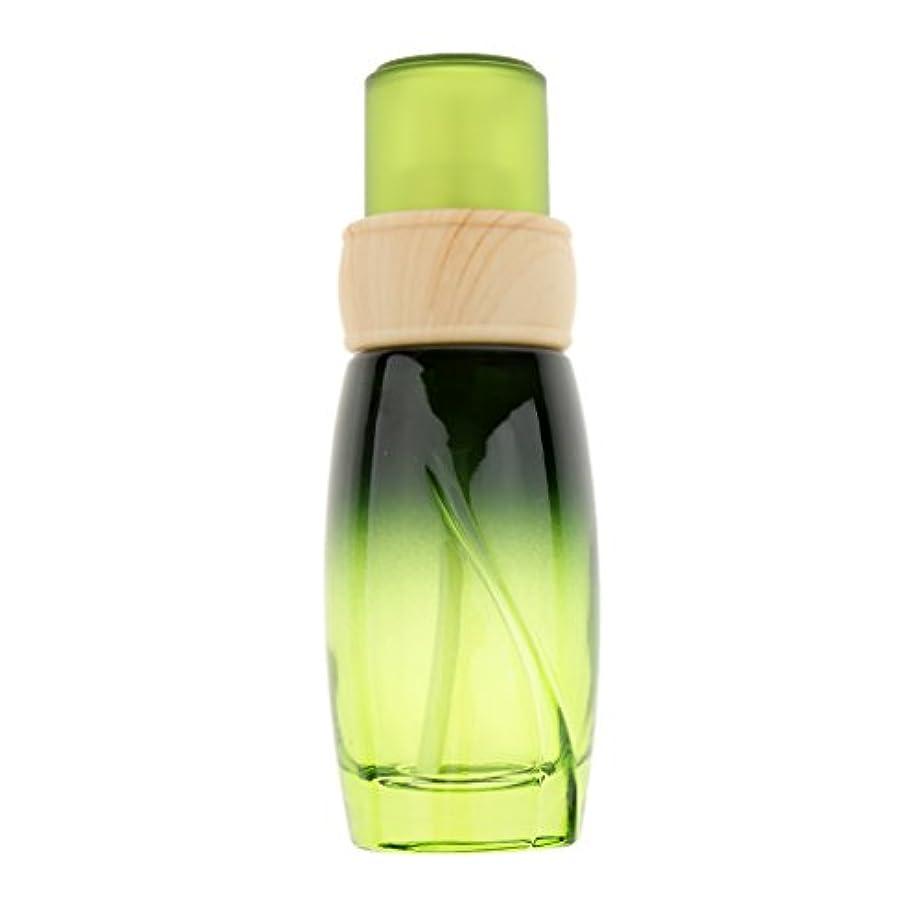 議会シンカン開始メイクアップボトル ガラスボトル 詰替え容器 クリーム ポンプ ボトル 収納ケース 4サイズ選べ - 40ミリリットル