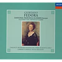 ジョルダーノ:フェドーラ 全曲
