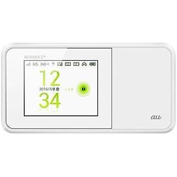 au(エーユー) Speed Wi-Fi NEXT W03 HWD34 SWA