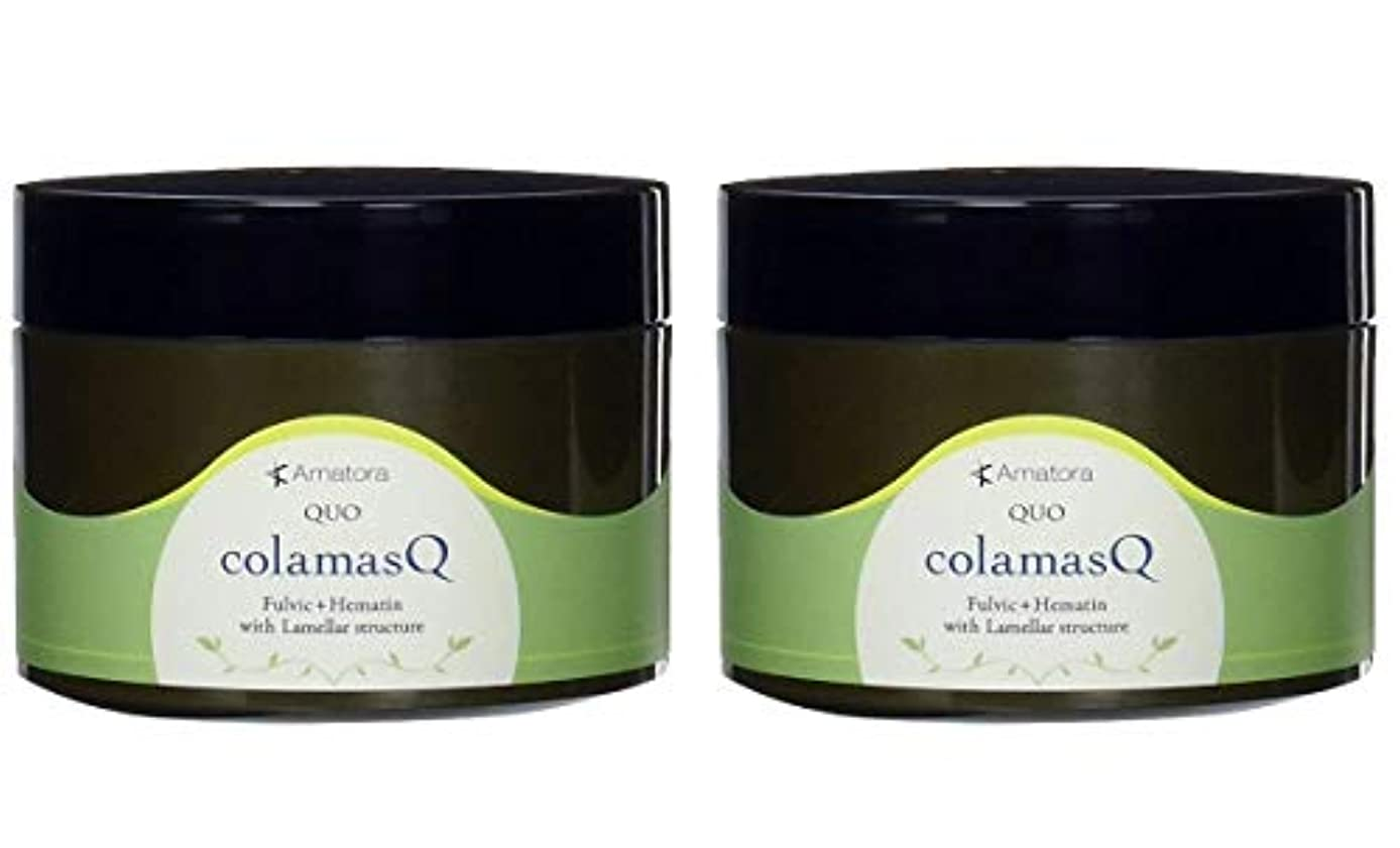 コモランマ効率不正確アマトラ 【2セット】クゥオ コラマスク<トリートメント>250g