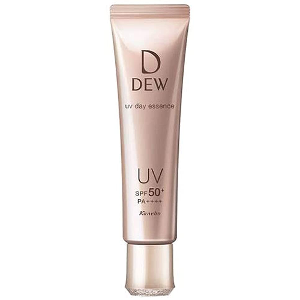 階下動かすプレゼンカネボウ DEW UVデイエッセンス 40g UV美容液 SPF50+?PA++++ [並行輸入品]