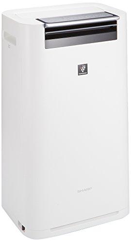 シャープ 加湿空気清浄機 プラズマクラスター25000~16畳/空気清浄 ~31畳 ホワイト KI-GS70-W