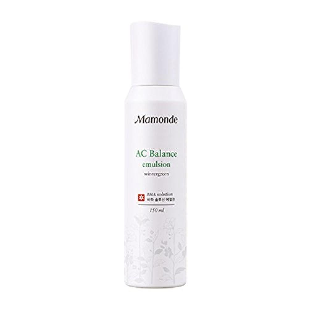 句読点特定のツーリスト[New] Mamonde AC Balance Emulsion 150ml/マモンド AC バランス エマルジョン 150ml [並行輸入品]