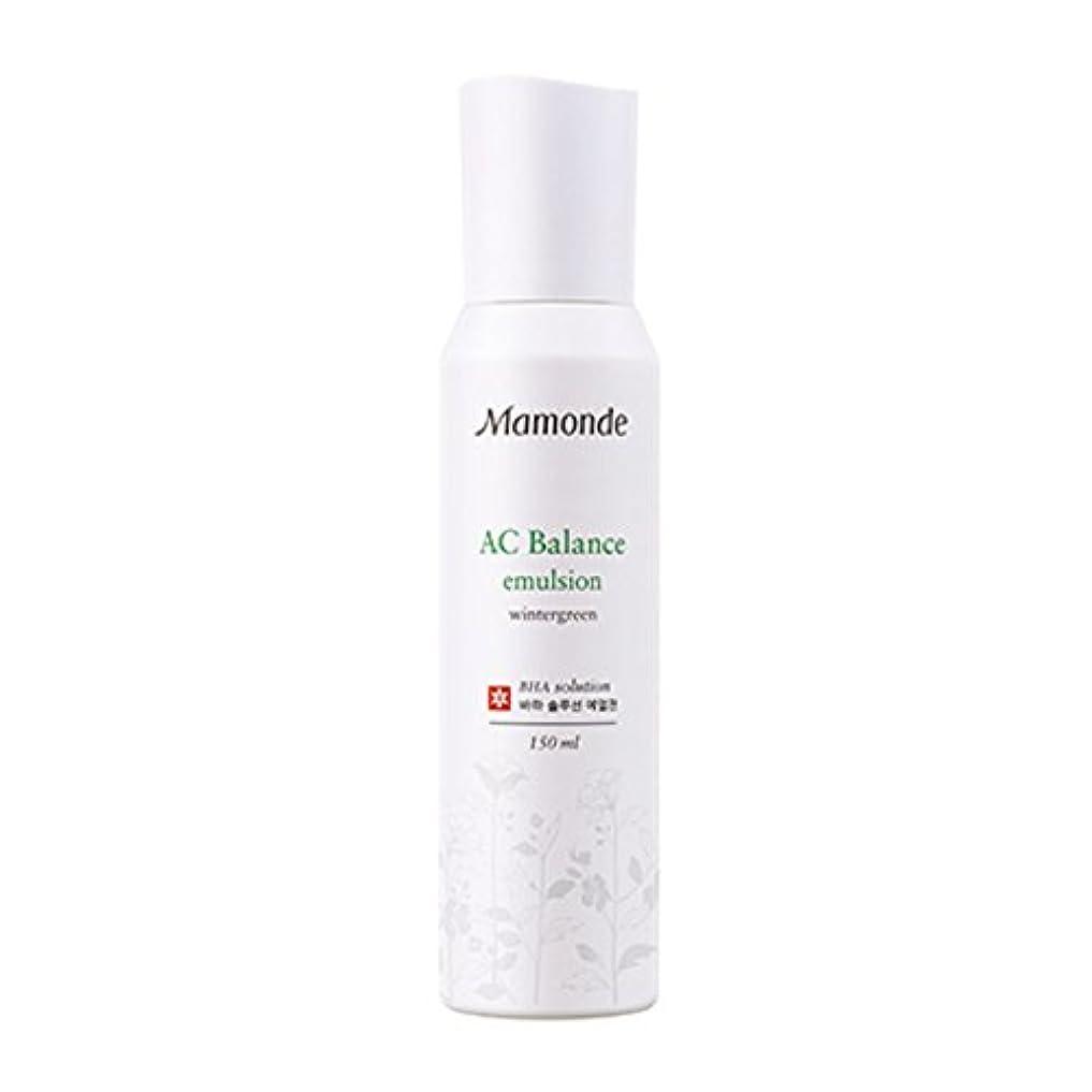 土砂降りコロニアル立ち寄る[New] Mamonde AC Balance Emulsion 150ml/マモンド AC バランス エマルジョン 150ml [並行輸入品]