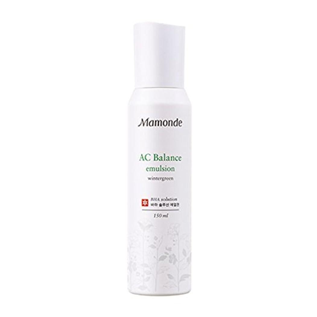 当社物足りない再生的[New] Mamonde AC Balance Emulsion 150ml/マモンド AC バランス エマルジョン 150ml [並行輸入品]
