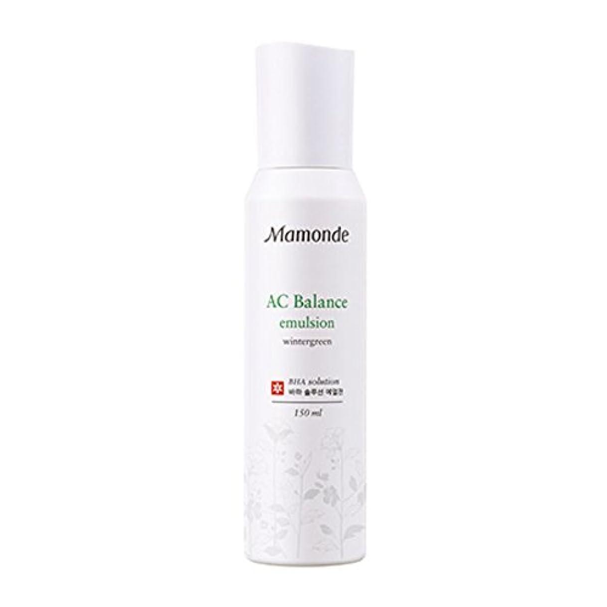 ストリップピルにもかかわらず[New] Mamonde AC Balance Emulsion 150ml/マモンド AC バランス エマルジョン 150ml [並行輸入品]