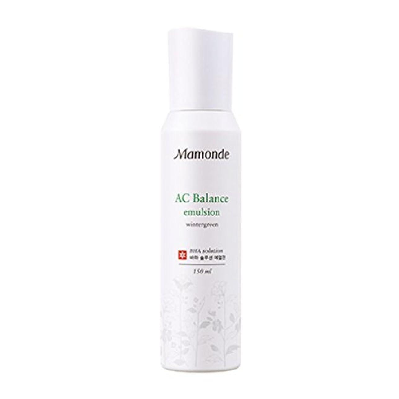 統治するむき出し従事する[New] Mamonde AC Balance Emulsion 150ml/マモンド AC バランス エマルジョン 150ml [並行輸入品]
