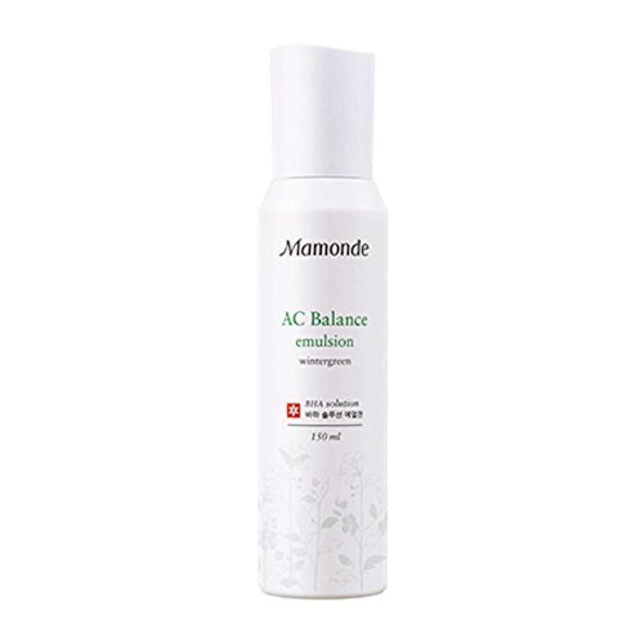 対熱心なインディカ[New] Mamonde AC Balance Emulsion 150ml/マモンド AC バランス エマルジョン 150ml [並行輸入品]