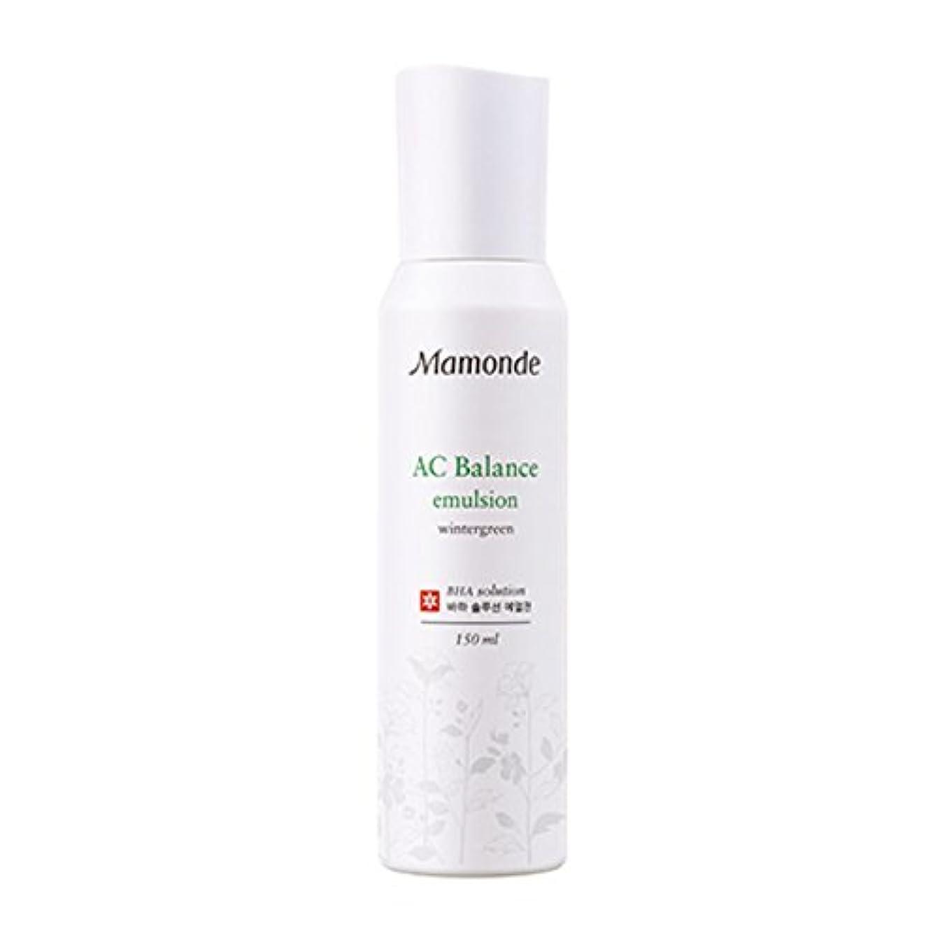 本質的ではない劇場結紮[New] Mamonde AC Balance Emulsion 150ml/マモンド AC バランス エマルジョン 150ml [並行輸入品]