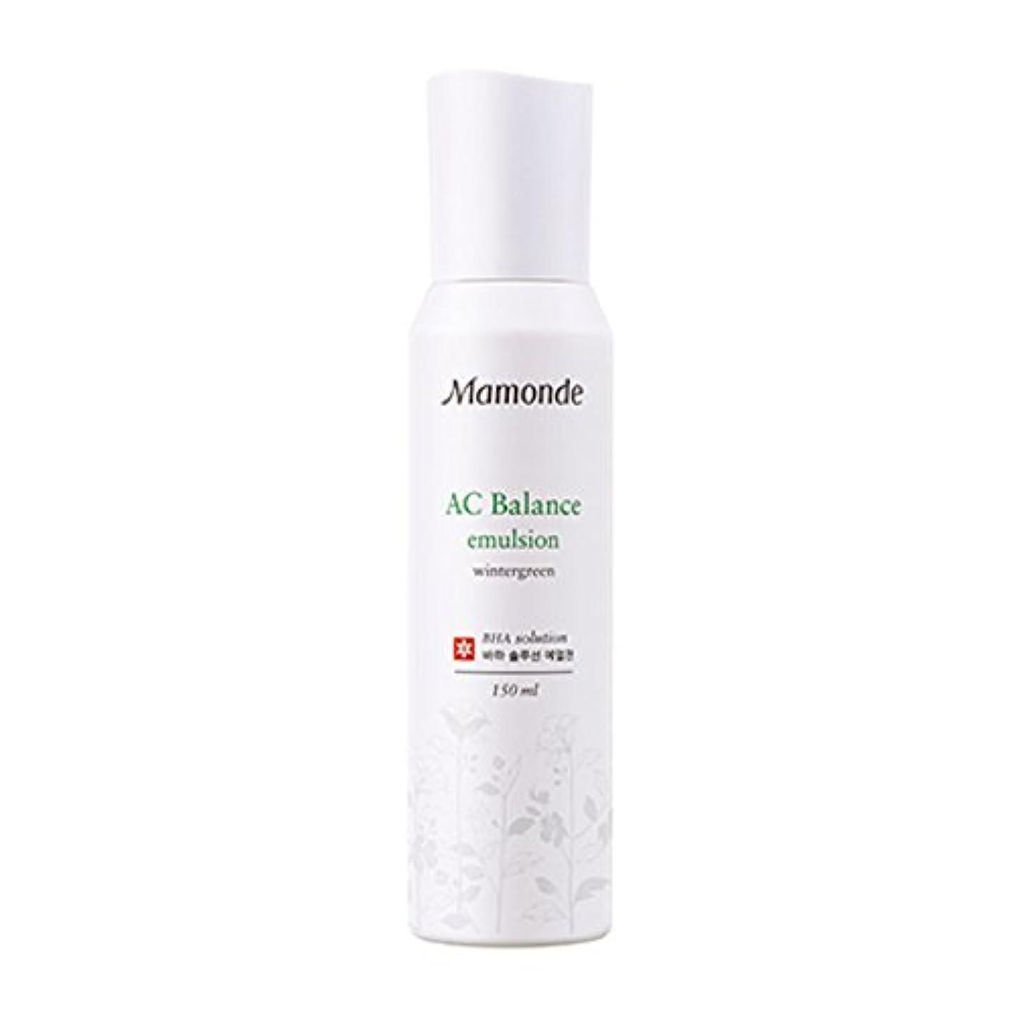 許す不運枯渇[New] Mamonde AC Balance Emulsion 150ml/マモンド AC バランス エマルジョン 150ml [並行輸入品]