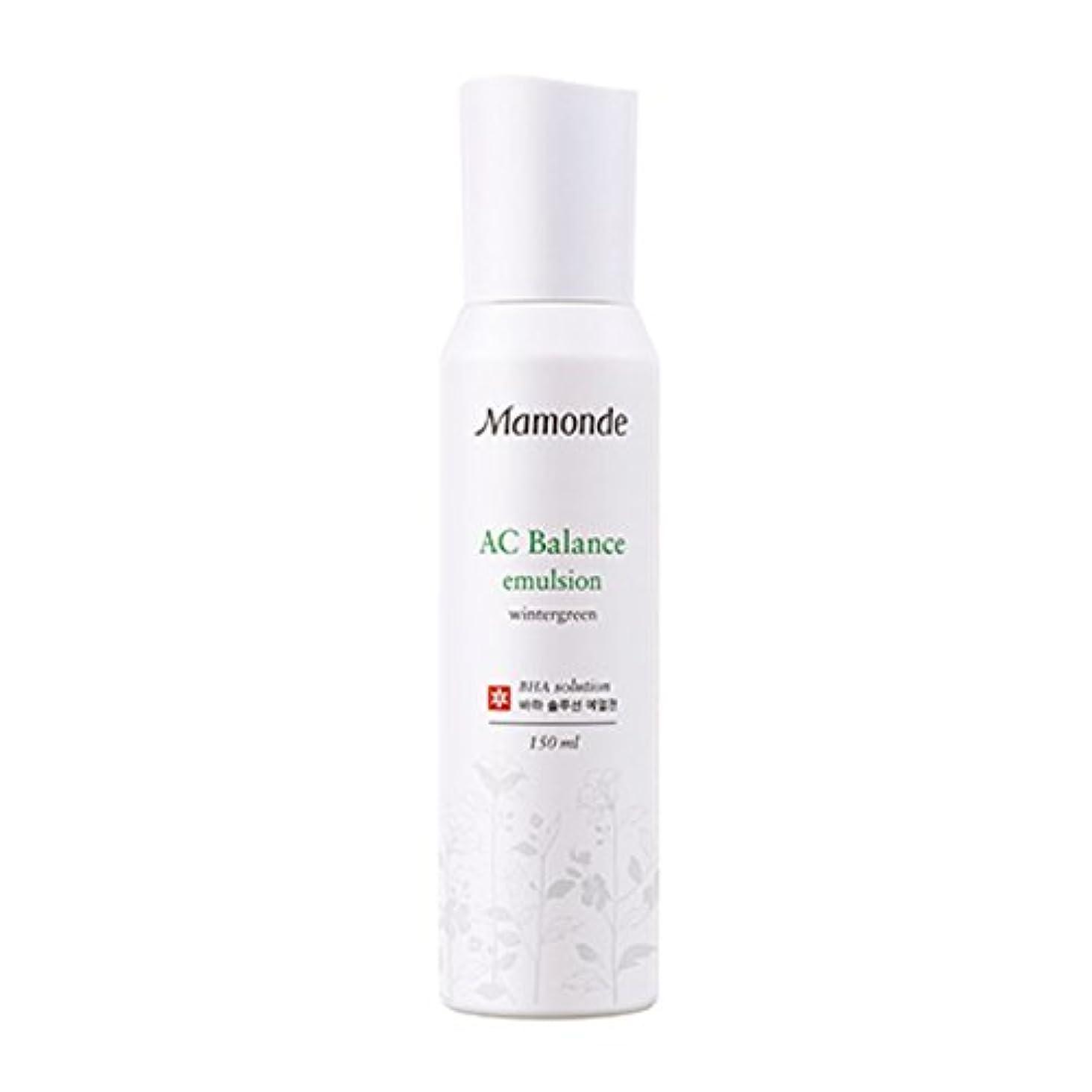 一月後退するゴム[New] Mamonde AC Balance Emulsion 150ml/マモンド AC バランス エマルジョン 150ml [並行輸入品]