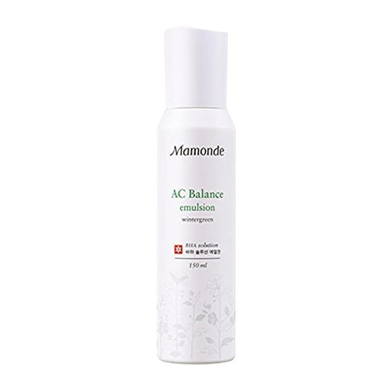 [New] Mamonde AC Balance Emulsion 150ml/マモンド AC バランス エマルジョン 150ml [並行輸入品]