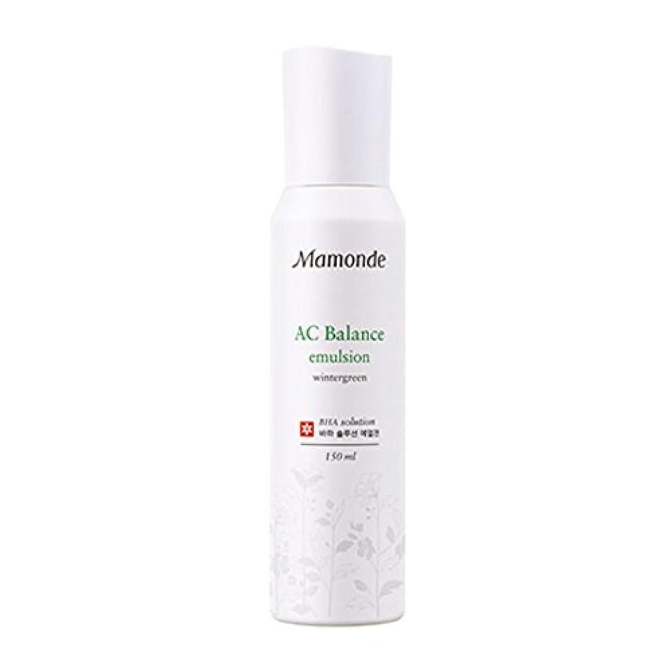 突き刺す地上でトランジスタ[New] Mamonde AC Balance Emulsion 150ml/マモンド AC バランス エマルジョン 150ml [並行輸入品]
