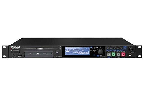 TASCAM SS-CDR250N 予約商品 6月上旬発売予定