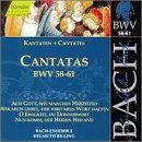 Sacred Cantatas Bwv 58-61
