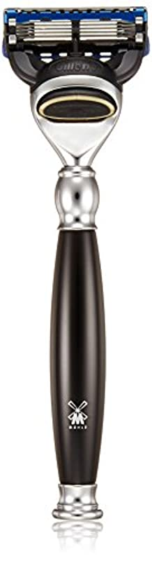 スクリュー子難しいミューレ SOPHIST レイザー(Fusion) ブラックレジン R44F
