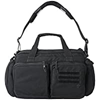First Tactical Executive Briefcase, Black