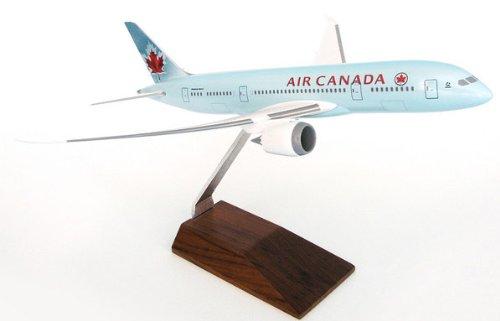 1: 200 スカイマークス Air Canada ボーイング 787 with Wood Stand (並行輸入)